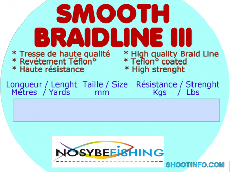 BRAIDLINE FH3SD