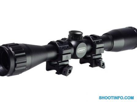 Оптический прицел Leapers 4x32 без подсветки, 25.4 мм, (SCP-U432AOW) 3