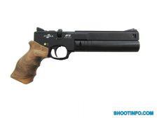 Пневматический пистолет Ataman АР16 компакт дерево 5,5 мм
