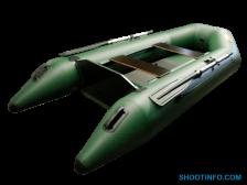 Фабричная лодка рф (Гелиос-28M)