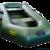 Надувная гребная лодка Гелиос-25 (пвх)