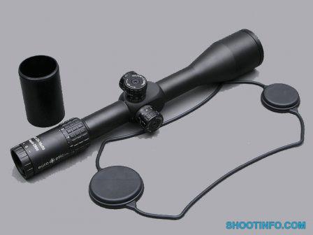 Carl ZEISS 3-18X50 FFP Hunting Riflescope  3