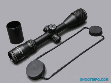 Carl ZEISS 2.5-10x40 AOMC Tactical Riflescope 2
