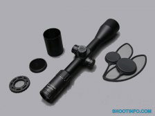 Carl ZEISS 5-25X50 FFP Optics Riflescope Side 2