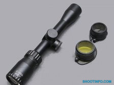 Carl ZEISS 2-7X32 Tactical Riflescope Adjustment 1