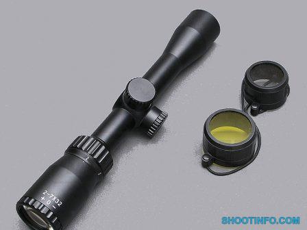 Carl ZEISS 2-7X32 Tactical Riflescope Adjustment 1