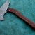 Full Tang Astonishing Custom Hand Made Marvelous Damascus Steel Tomahawk AXE (HK-282)
