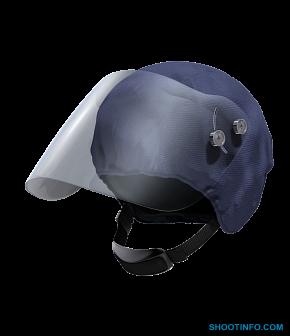 zabralo к защитному шлему альфа