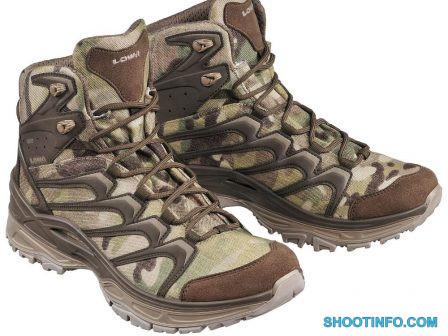 Облегченные тактические ботинки Innox Mid TF Lowa (2)-min