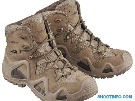Тактические ботинки Zephyr Mid TF Lowa (2)-min