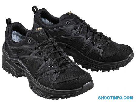 Облегченные тактические ботинки Innox Lo TF Lowa (2)
