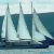 Парусно-моторное судно (Тримаран)