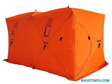палатка большой куб 2