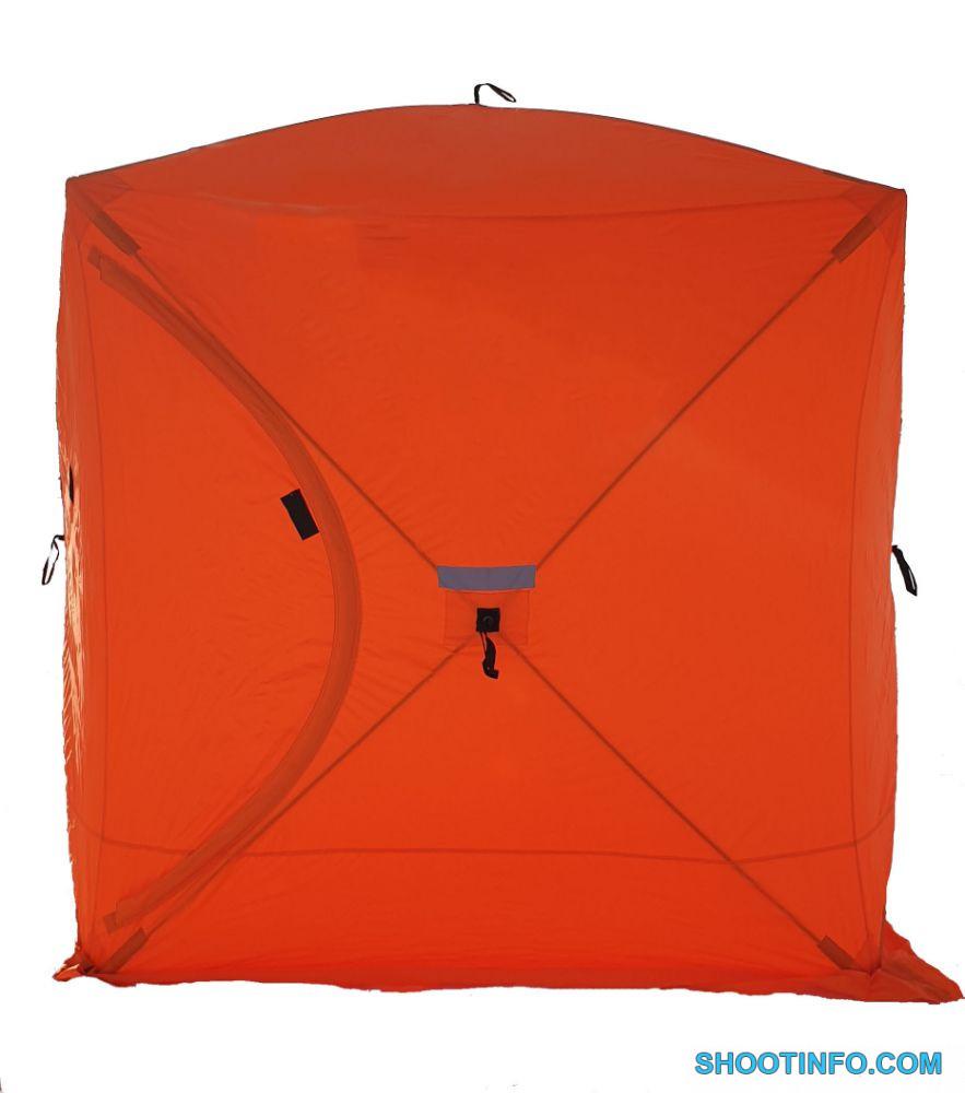 палатка большой куб 1