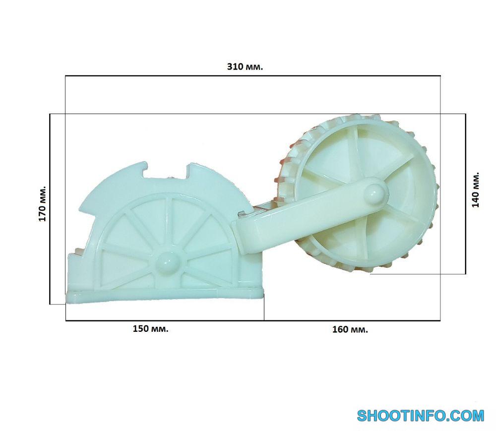 размер колеса