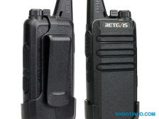 10-pcs-Retevis-RT22-Mini-Walkie-Talkie-2W-VOX-USB-Charge-Portable-Two-Way-Radio-Station