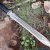 Custom Handmade Damascus Sword-30 Damascus steel sword - Image 1