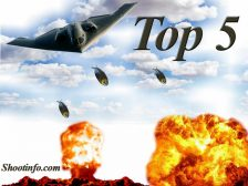 Top 5 best bombers in the world