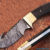 NEW CUSTOM HAND MADE DAMASCUS HUNTING KNIFE