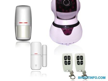 WIPC1A Camera Alarm kit