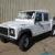 New Land Rover 130 пикап с двойной кабиной6 Конверсионная техника с военного хранения