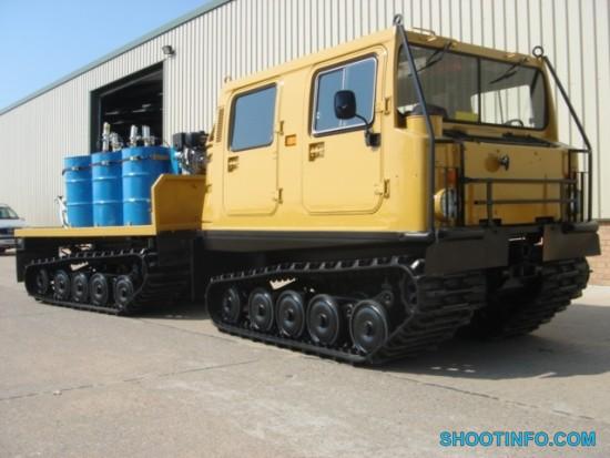 транспортер грузовой bv 206d