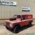 Land Rover Defender 110 300Tdi hard top