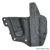 Комбинированная кобура из Kydex для скрытого ношения под Glock 5.45 DESIG
