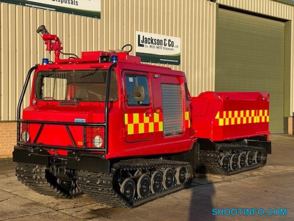 транспортер bv 206d