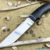 Beautiful knife with forged tool steel blade, 100% handmade - # 153 (made in Russia)