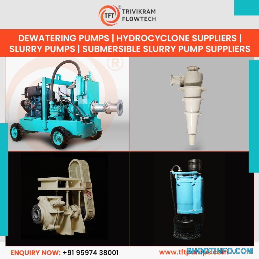 Dewatering Pump Suppliers