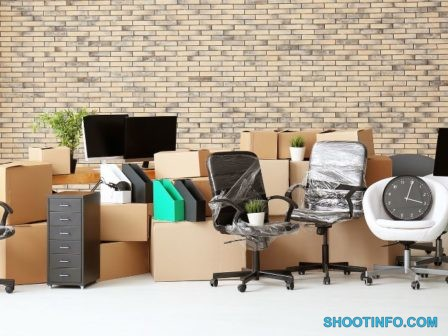Office & Commercial Movers in Toronto