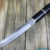 Beautiful knife with forged high-speed steel blade, 100% handmade - # 205 (made in Russia)